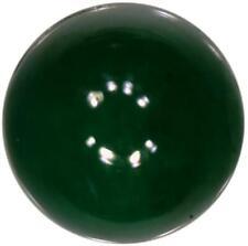 Natural Fine Deepest Green Emerald - Round Cabochon - Brazil - Fine Grade