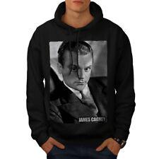 Star James Cagney Hommes Sweat à Capuche New | wellcoda