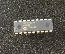 Microcontrolador Pic 8 bits 20 MHz 1024 X 14 palabras Flash PIC16F627A-I/P PDIP 18