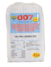 Olsson's 007 Mineral Salt Lick Block, Supplement for Equine, Horse 2 Kg