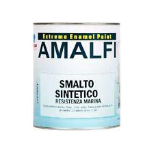 AMALFI SMALTO SINTETICO PER DECORAZIONE MANUFATTI FERRO LEGNO LUCIDO KG 1 (MQ10)