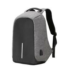 Bag Anti Theft Backpack Usb School Laptop Travel Charging Port Mens Notebook Men