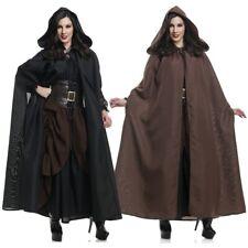 Burlap Cloak Costume Accessory Adult Halloween Fancy Dress