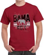 Alabama State Bama Roll Elephant Novelty T Shirt Gift Ideas T-Shirt Tee