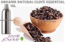 Essential Clove Oil Pure Natural ( 5 ml - 500 ml ) Therapeutic Aromatherapy F/S
