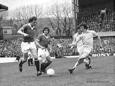 Man United V Leeds United, Semi Final 23.04.1977