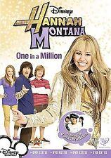 Hannah Montana: One in a Million (DVD, 2008)