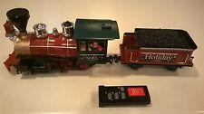 Eztec G Gauge ENGINE, TENDER & REMOTE Scientific Toy North Pole Express Train