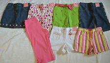 Gymboree PRETTY LADY Shorts Skirt Bermudas Choice of Styles & Sizes NWT 5 7 8 10