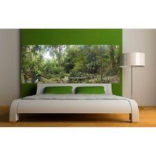 Stickers tête de lit Déco chambre Forêt 9145