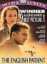 English Patient  DVD Ralph Fiennes, Juliette Binoche Brand New!!