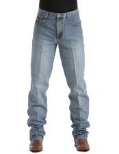 Cinch Western Denim Jeans Mens Black Label Rlx Med Wash MB90633001