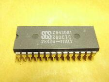 IC BAUSTEIN Z80CTC                        18581-136