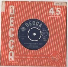 "Craig Douglas - Please Dont Take My Heart 7"" Sgl 1962"