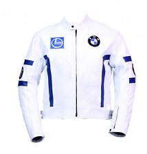 BMW Moto Giacca in pelle bovina di giacca sportiva Moto da corsa di pelle IT