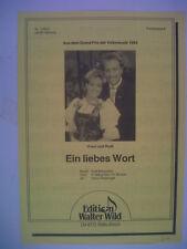 accordion EIN LIEBES WORT Vreni + Rudi, Rudi Margreiter