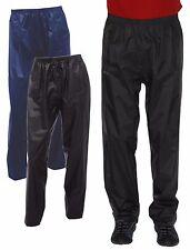 hommes noirs Vert Bleu regatta stormbreak pardessus de Pantalon imperméable