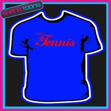 Camiseta de jugador de tenis