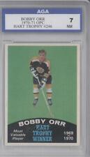 1970-71 O-Pee-Chee #246 Bobby Orr Boston Bruins Hockey Card