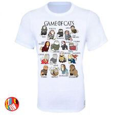 Juego de tronos Gatos-novedad tiene Gracioso Camiseta Niños & Adultos Tamaños - 2 Colores
