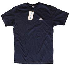 ARENA Caiak navy/metallic grey t-shirt women maglietta blu navy donna