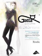 Gatta Rosalia 100 den, Strumpfhose aus Microfaser