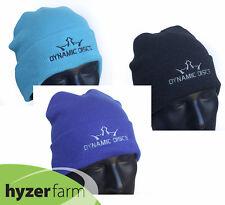 7bc9b1d8076 Dynamic Discs Crown Logo SOLID KNIT BEANIE  pick color  Hyzer Farm disc  golf HAT