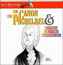 Handel : El Canon DE Pachelbel Y Otros Exitos CD