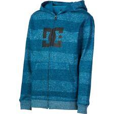 DC Shoes Rebel Stripe Boy's Sweatshirt Hoodie  Size S  Small