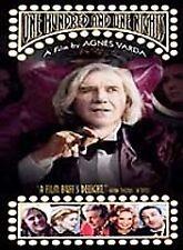 One Hundred and One Nights, New DVD, Romane Bohringer, Jean-Paul Belmondo, Fanny