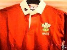 Gales Gales Camiseta De Rugby Top Baby Kids Niños De 3 Meses A 12 Años Nuevo Cymru