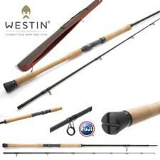 Westin W4 Powercast 2,40m Rute Spinrute 2 Wurfgewichte zur Auswahl