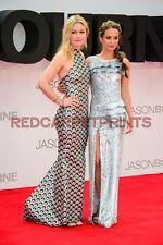 Julia Stiles & Alicia Vikander (1), Actress Picture, Poster, All Sizes