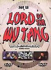 Lord of Wutang by Jet Li, Man Cheung, John Ching, Wing Cho, Collin Chou, Paul C