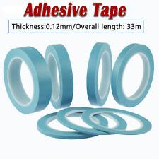 High Temperature Resistance Adhesive PVC Car Vinyl Fine Line Masking Tape 33m/r