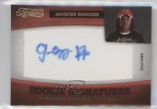 2011 Timeless Treasures Gold #165 Jacquizz Rodgers Atlanta Falcons Football Card