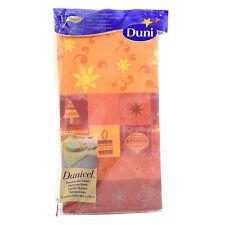 Duni qualité supérieure dunicel crystal mix table rouge couvre 120x180 cm
