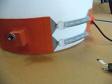 Drum Heater for Poly 55 Gallon 750 Watt- 240 Volt - WVO / Bio