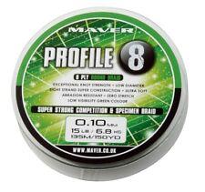 Maver Profile 8 Braid 150yds Line ALL SIZES