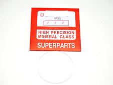 Uhrenglas- Precision Mineral Glass (Flach)  (Verschiedene Größen) 270 bis 402