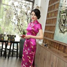 Sexy Womens Traditional Qipao Cheongsam evening Retro Chinese Retro dress S-3XL