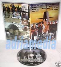 DOBROVOLJCI DVD Srbija Bosna Hrvatska Predrag Golubovic Best Film 1986 Kornelije