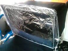 PRAM RAIN / WIND SHIELD  Cover Silver Cross Kensington Coach Built Spares