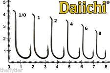 Daiichi 2441 Salmon Irons  Classic Style Hooks -- fly tying