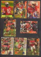 1995 3-D Sportflix San Francisco 49ers Set JERRY RICE STEVE YOUNG DEION SANDERS