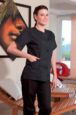 Casacca Sanitaria Donna Medico Estetista Dottoressa Abbigliamento Lavoro Divisa
