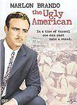 THE UGLY AMERICAN - Marlon Brando, Sandra Church 1963 (DVD, 2003) Color Sealed
