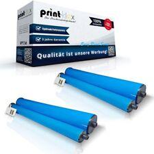 2x Premium Thermotransferrollen für Philips PFA351 Farbfilm - Easy Print Serie