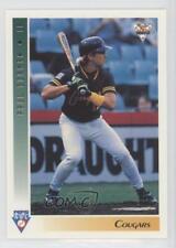 1994 Futera Australian Baseball Export Series #49 Paul Gorman East Coast Cougars
