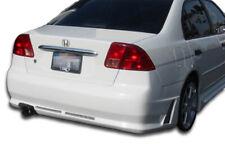 Duraflex 4dr R34 Rear Bumper Body Kit 1 Pc For Honda Civic 01-05 ed_10